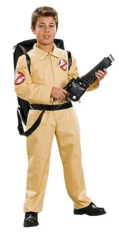 Ghostbusters Kostüm für Kinder Ghost Busters Kinderkostüm Gesiter Jäger Gr. S-L, Größe:L