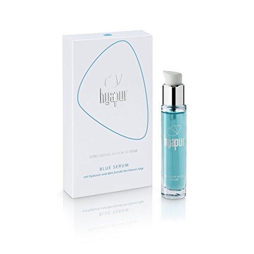 hyapur ® - BLUE Serum Hyaluron-Algen-Serum, 15ml Flakon