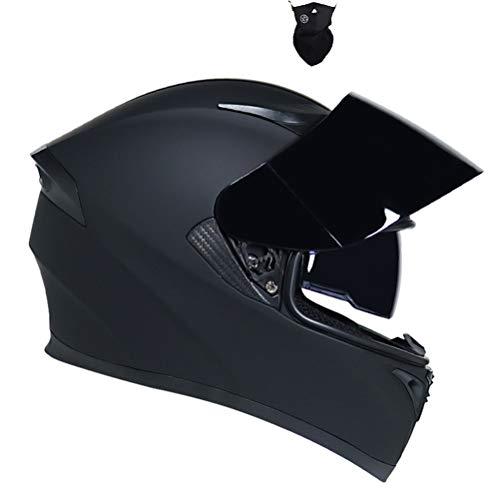Hohe Qualität Vollgesichtsmotorradhelm Männer Racing Motocross Helme Frauen Helme Doppel Objektiv Suanproof Off Road Farbige Schutzhelm