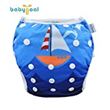 Babygoal Swimming diapers Reuseable Washable and Adjustable for Swimming FSWD03