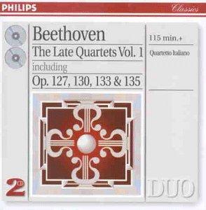 Späte Streichquartette Vol.1