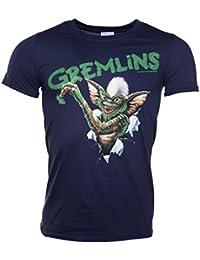 Marine Gremlins Crayon T Shirt fr Mnner