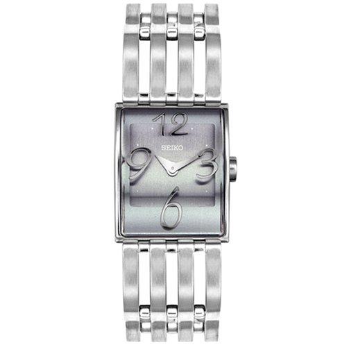 Reloj Seiko Rivoli Suj789 Mujer Gris