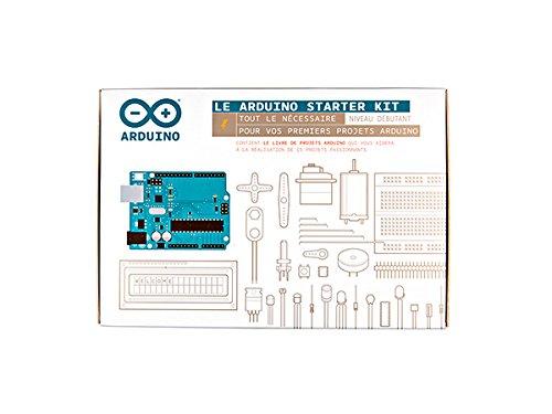 Arduino–Starter Kit Arduino k020007manuel en français