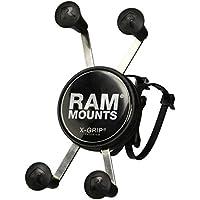 Ram Mount RAP-274–1-un7u–Stand (Phone/Smartphone, MP3Player, Bicycle, Black)