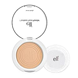 e.l.f. Cosmetics e. l. f. Flawless Face Powder, Light Beige, 0.18 Ounce