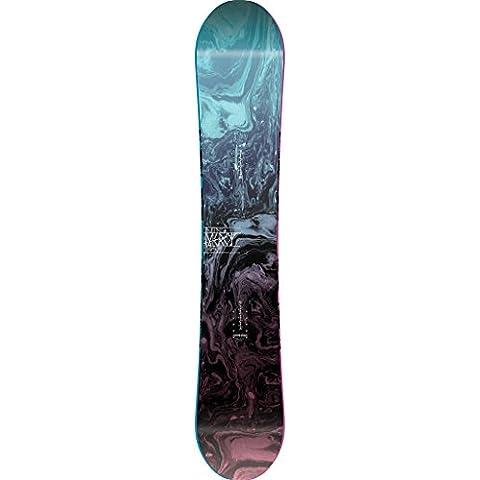 Nitro Snowboards Mujer Snowboard Mercy '17 Varios colores Board Talla:142