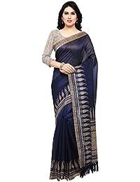 473c0f6a3a8db Rachna Women  039 s Art Silk Gown - Blue Best Deals With Price ...