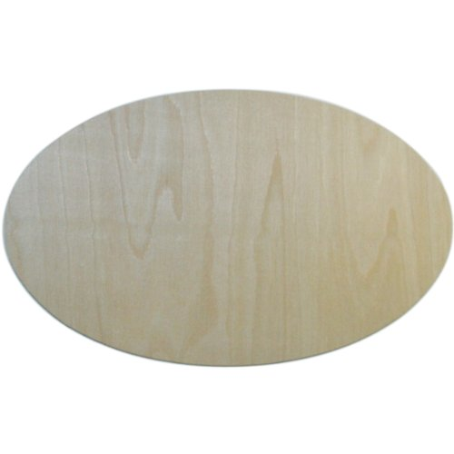 Baltischer Birke plaque-oval 19,7x 31,8cm Baltischer Birke plaque-oval 19,7x 31,8cm
