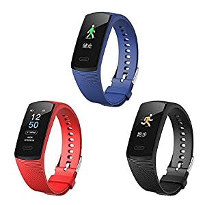 afto mket High-End Fitness Trackers HR, Trackers Activity Health Health Watch con frecuencia cardíaca y Monitor de sueño… 2