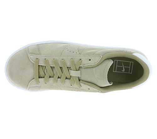 Nike Classic De Homens Tennis branco Tênis Cs Camurça cáqui Cáqui Verde dxwRZqZ