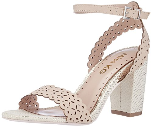 Miss KG Damen Rhona Pumps Beige (Nude)