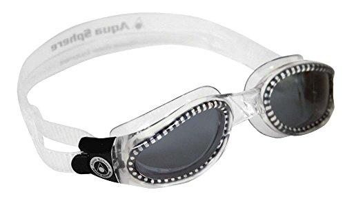 Aqua Sphere Kaiman Brille Spiegel-Transparent