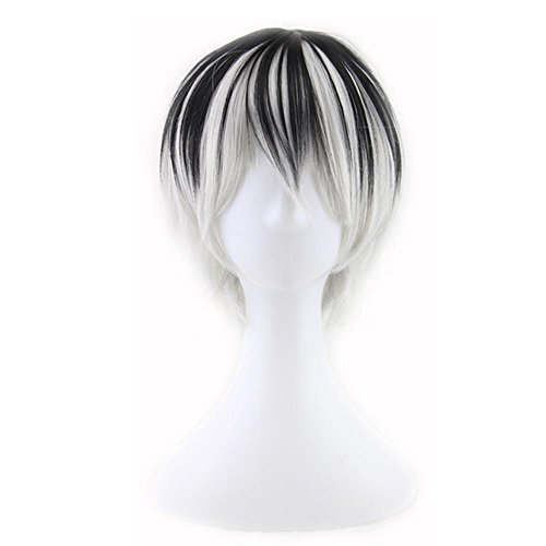 Layered Kurzes Haar (
