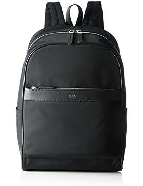 HUGO Herren Digital L_backp S17 10195633 01 Rucksack, Schwarz (Black), One Size