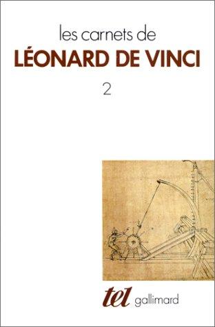 Les Carnets de Léonard de Vinci, tome 2