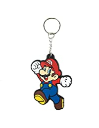 Super Mario PVC Key Ring