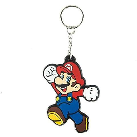 Porte Clé PVC Nintendo Mario Question