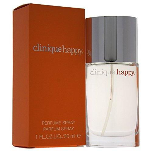 Clinique Happy Perfume Spray, Donna, 30 ml