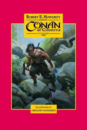 Robert E Howards Conan of Cimmeria 1935: Volume 3 por Robert E. Howard