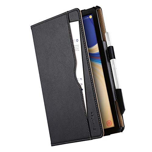 6659c41d821 EasyAcc Funda para Samsung Galaxy Tab S4 10.5 Case 360 Grados Rotación  Carcasa.