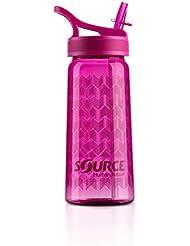 Trinkflasche Source Tritan Flasche 0.5L pink (1 Stück)