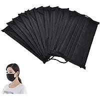 EffulxS Mundmasken, Vliesstoff, Einweg-Gesichtsmasken, Staubschutz, für chirurgische medizinische Ohrschlaufen... preisvergleich bei billige-tabletten.eu