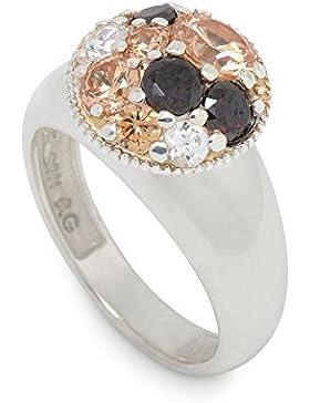 Wechselring Orginal Ring Ding Kombination Silber 925