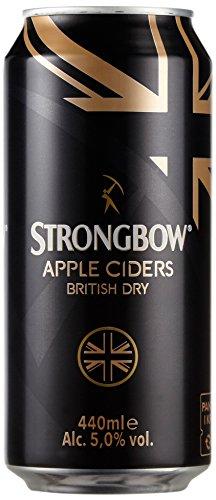- 41BSE2 19SL - Strongbow Cider British Dry Dosen (24 x 0.44 l)