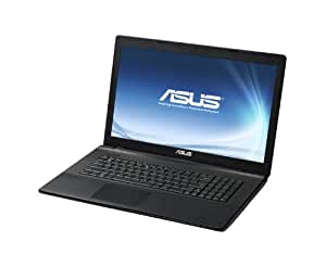 "Asus X75VD-TY142H Ordinateur Portable 17,3"" (43,94 cm) Intel Pentium B980 750 Go 5400 Mo NV G610M Windows 8 Noir"