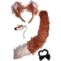 Costume volpe: giochi e giocattoli amazon.it