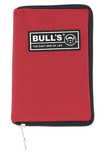 BULL'S Erwachsene Tp Dartcase Rot, Standard -