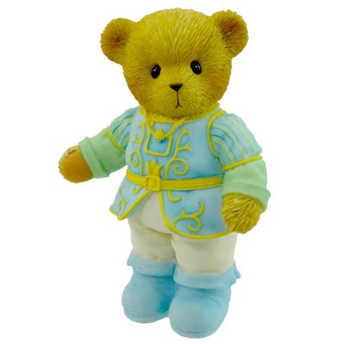 Cherished Teddies Prince Charming Teddy Bear Limited Love - Resin 3.25 IN