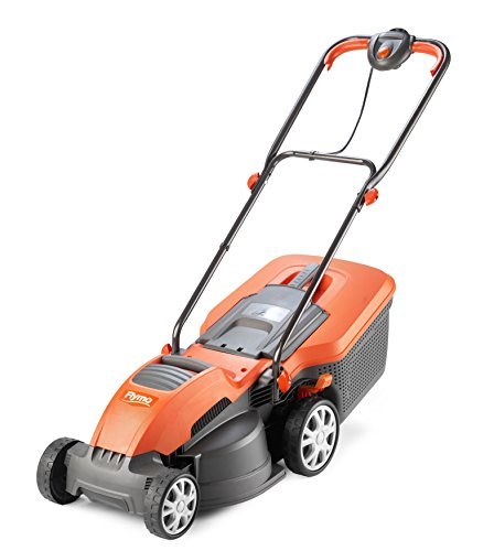 Flymo Speedi-Mo 360C Electric Wheeled Lawn Mower, 1500 W, Cutting Width 36 cm