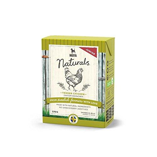 Bozita   Naturals Happen in Gelee Zartes Hühnchen Junior   16 x -