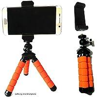 Eurosell 13cm Mini Premium trípode vídeo/foto mesa soporte para Android Smartphone/Apple iPhone 4567S Plus/Samsung Galaxy S 45678