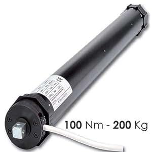 Generico Motori Elettrici Per Tapparelle 100 Nm 200 Kg Amazon It