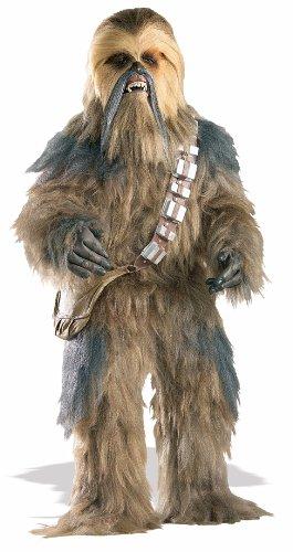 Edition Kostüm Chewbacca Supreme - Herren Kostüm Chewbacca - Supreme Edition XL