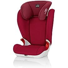 Romer KID II - Silla de coche, color rojo