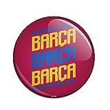 #6: F.C. Barcelona Button Badge Barca
