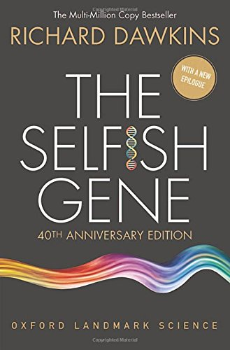 The Selfish Gene: 40th Anniversary edition par Richard Dawkins