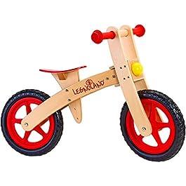 Legnoland – Bicicletta in Legno Ruota Libera senza Pedali, 35483