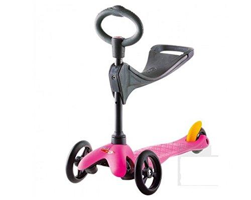 Micro Mini Micro 3 in 1 Roller pink Neu