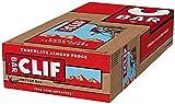 Clif Bar Energieriegel Chocolate Almond Fudge, 12er pack (12 x 68g)