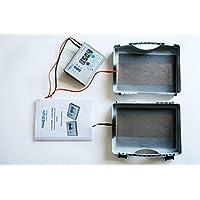 MEDlight Iontophorese-Gerät IO-Dry Pulse gegen Hyperhidrose – KLINISCH GEPRÜFT – Mittel gegen übermäßiges Schwitzen... - preisvergleich