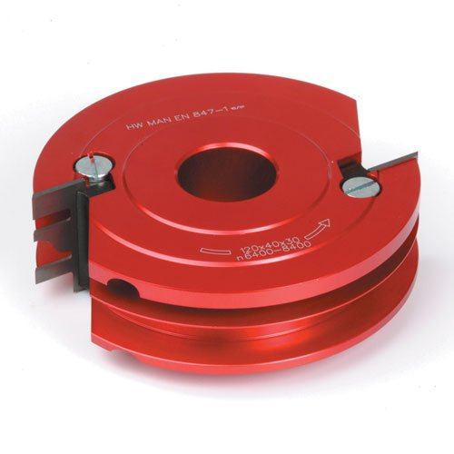 TREND IT/7420331 TONGUE AND GROOVE CUTTER PROFILE 3 120X40X30