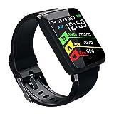 Springdoit Wasserdicht Smart Wristband Intelligentes Armband Blutdruck Schrittzähler Schrittzähler 1,44 \ Multifunktions