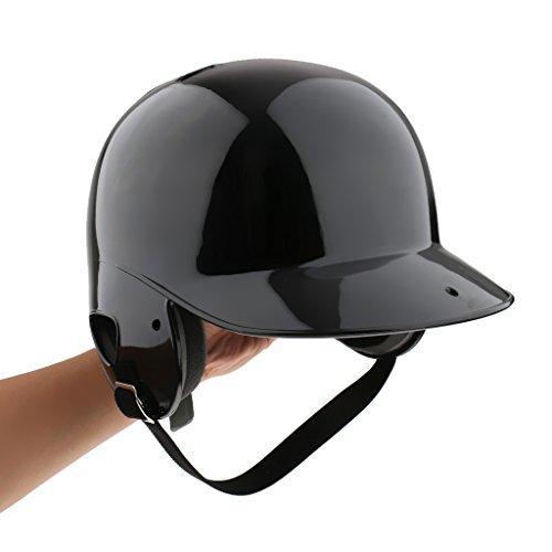 Sharplace Pro Baseball / Softball Helm - Schwarz