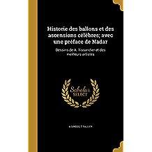 FRE-HISTORIE DES BALLONS ET DE