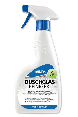 Cramer Duschglas-Reiniger, 30400 (Dusche Reiniger Marmor)